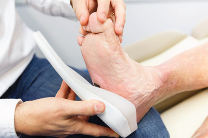 Orthotics and Foot Assessment Programme
